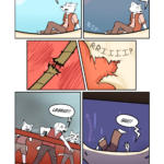 Jack Legend fall tear mast